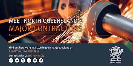 Meet North Queensland's Major Contractors - 11 December 2019 tickets