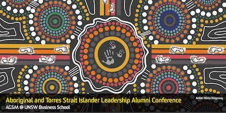 AGSM Aboriginal & Torres Strait Islander  Leadership Alumni Conference tickets