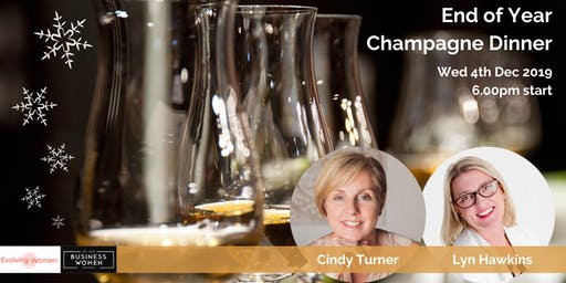 Sunshine Coast, BWA: End-of-Year Celebration Champagne Dinner