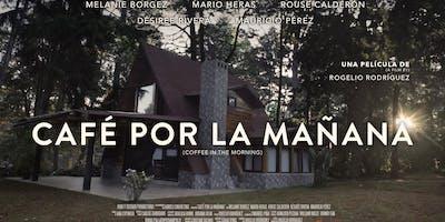 """Proyección del cortometraje """"Café por la mañana"""""""