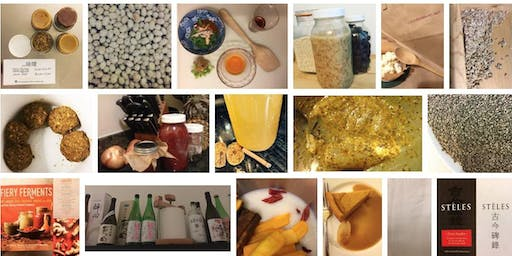 Koji and Malts: Soy Sauce, Beer, Hot Sauce, and other brews and ferments