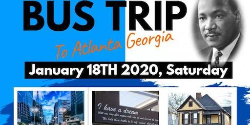Explore Atlanta, GA. with Future Entrepreneurs Foundation