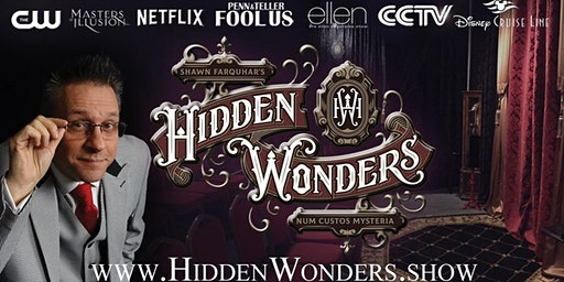 Hidden Wonders Speakeasy Magic Experience