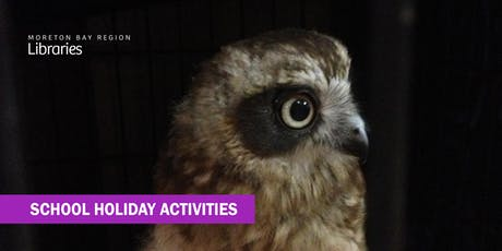 Birds of Prey (all ages) - Redcliffe Library tickets