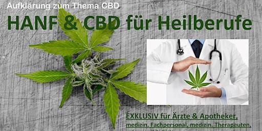 """Fachvortrag """"Hanf & CBD für Heilberufe"""""""