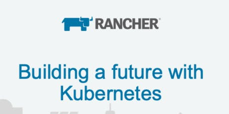 Rancher event with KPN ICT Consulting (Building a future with Kubernetes) tickets
