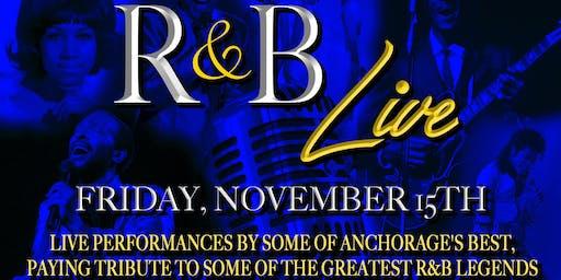 R&B LIVE!  ALASKA