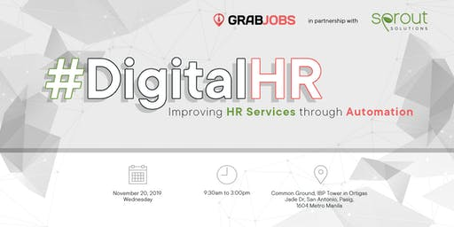 #DigitalHR: Improving HR Services through Automation