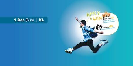 Education Fair @  Aloft Hotel, KL tickets