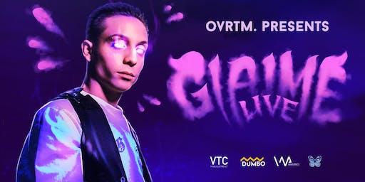 OVRTM. present @Giaime live @Dumbo Space Evento Vetrina - GUARDARE FACEBOOK