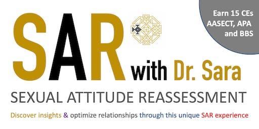 SAR with Dr. Sara