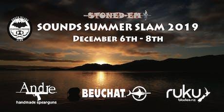 Sounds Summer Slam tickets