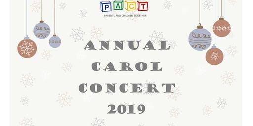 PACT Carol Concert 2019