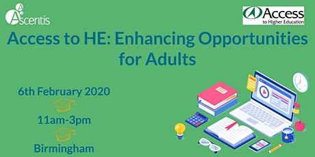 Access to HE: Enhancing Opportunities for Adults tickets