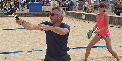 Beach Tennis  Taster Session - December 2019