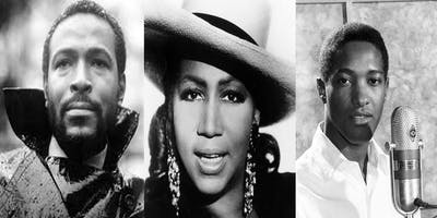 Aretha, Sam Cooke, Marvin Gaye: The breakdown