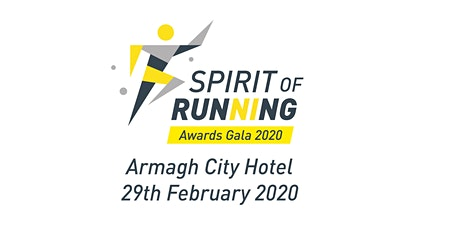 Spirit of Running Awards Gala 2020 tickets