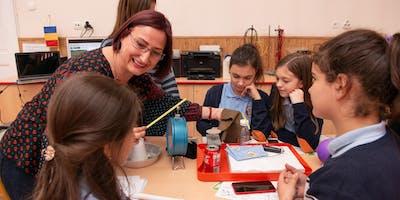 Atelier de științe ** prof. Daniela Berchez / Vârstă participanți 10-13 ani