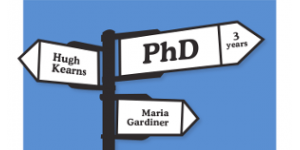 How to plan your  PhD