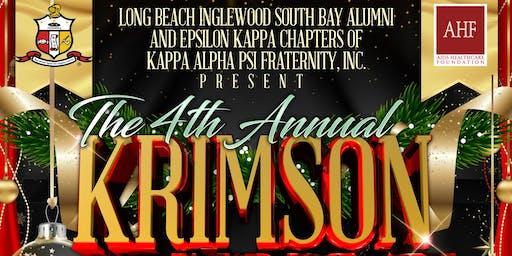 4th Annual Krimson and Kreme