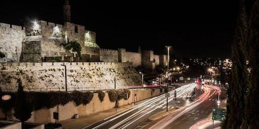 Photography Workshop through the old city of Jerusalem