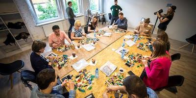 Lego Serious Play: Eine Interaktive Einführung in die Methode