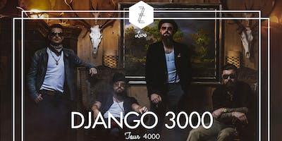 Mezzanine Live: Django 3000 - Tour 4000