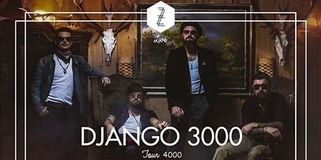 Mezzanine Live: Django 3000 - Tour 4000 Tickets