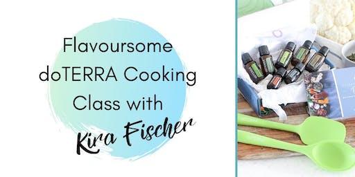 Wholefood dōTERRA Cooking Class w Kira!