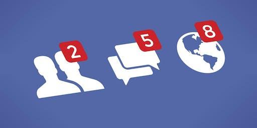 Facebook : créer un compte professionnel  - Food'wapi