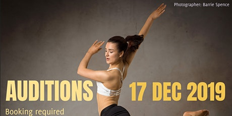 Dance College Auditions tickets