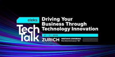 ELEKS Tech Talk [Driving Your Business Through Technology Innovation]