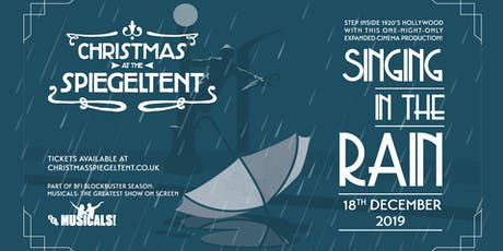 Singin' In the Rain - Expanded Cinema Experience tickets