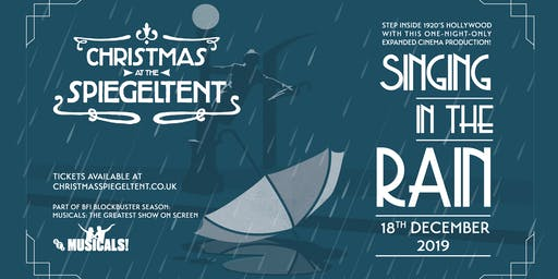Singing In the Rain - Expanded Cinema Experience