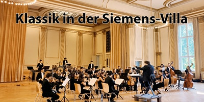 Klassik in der Siemens-Villa