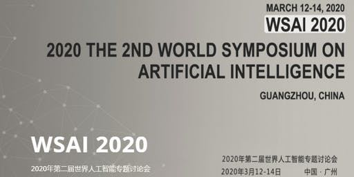 2nd World Symposium on Artificial Intelligence (WSAI 2020)