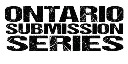 Ontario Submission Series: No Gi Super Fight Card