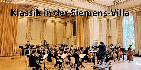 Klassik in der Siemens-Villa Tickets