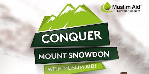 Brunel University of  London Somali Society Snowdon Challenge