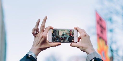 Mobile Journalism (#mojo) for Beginners