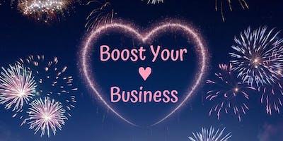Visionswerkstatt - Boost Your Business