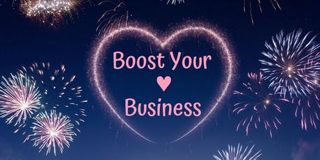 Visionswerkstatt - Boost Your Business tickets
