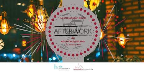 Afterwork  bonne année 2020  ! tickets