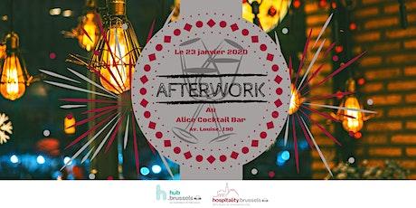Afterwork  bonne année 2020  ! billets
