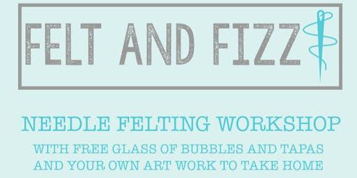 Fizz and Felt Craft Workshop