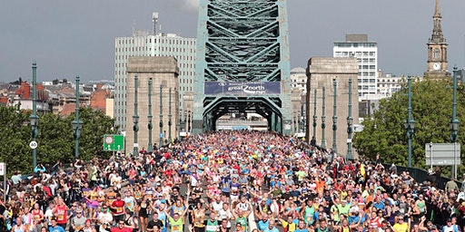 Great North Run 2020 - Teach First Charity Entry
