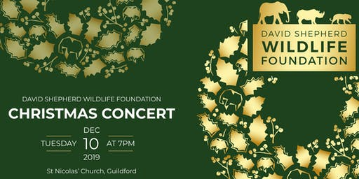 David Shepherd Wildlife Foundation Christmas Concert