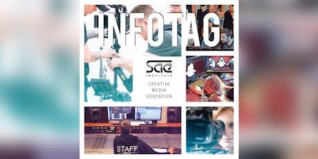 SAE Berlin - INFOTAG: Weiterbildung/Umschulung - Agentur für Arbeit/Jobcenter tickets
