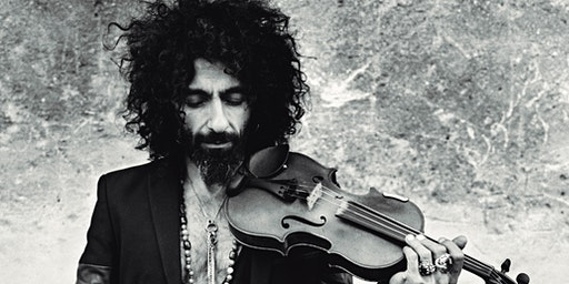 Ara Malikian. Royal Garage World Tour - Coliseum de A Coruña.