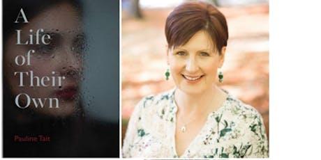Book Week Scotland - Meet the author  Pauline Tait tickets